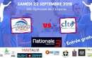 Première journée d'inter-club  Limoges vs Orléans